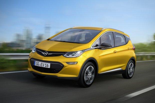 Opel Ampera‑e: debiut w Paryżu