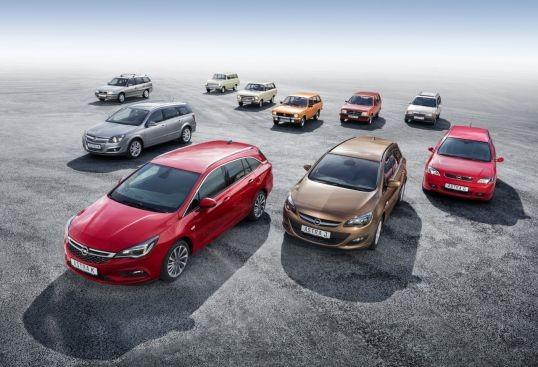 Nowy Opel Astra Sports Tourer: udane kombi z tradycjami