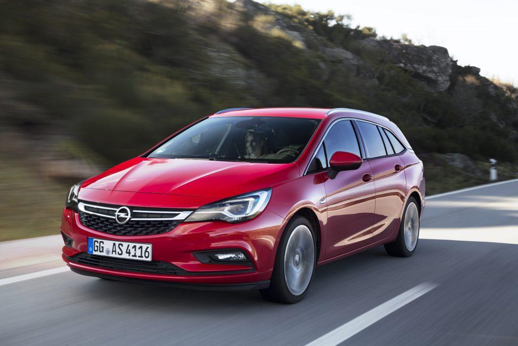 Opel na kursie wzrostu — próg miliona sprzedanych samochodów już osiągnięty – ponad 300 tys. zamówień na Astrę 5.
