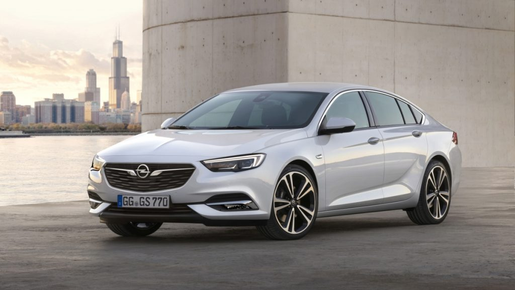 Tak wygląda nowy Opel Insignia