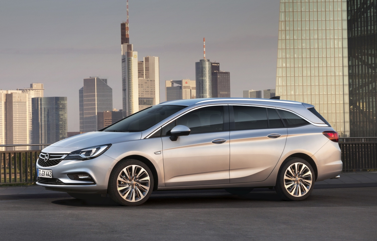 Wzrosła sprzedaż samochodów osobowych marki Opel