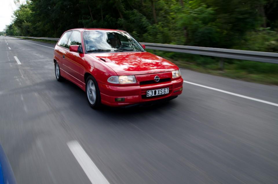 Opel Astra GSi – gatunek zagrożony?