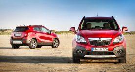 Opel Mokka SUV: Kompakt z wielkimi ambicjami