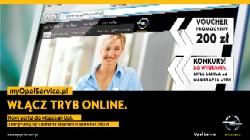 Nowy portal dla właścicieli Opli – MyOpelService.