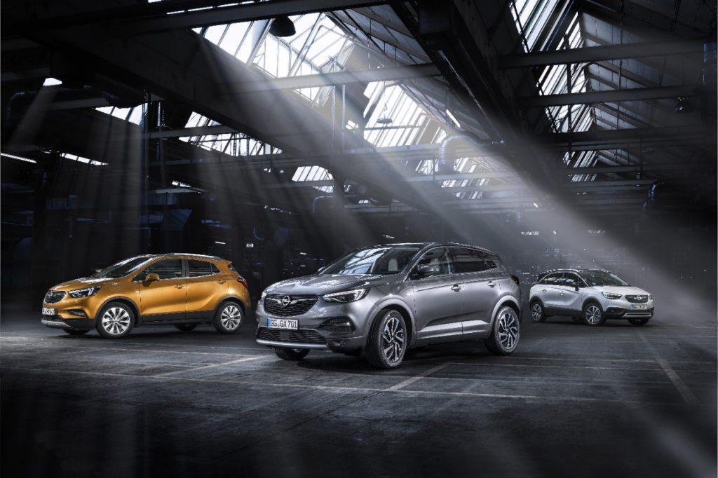 Dla indywidualistów: każdy Opel z rodziny X oferuje coś eXtra