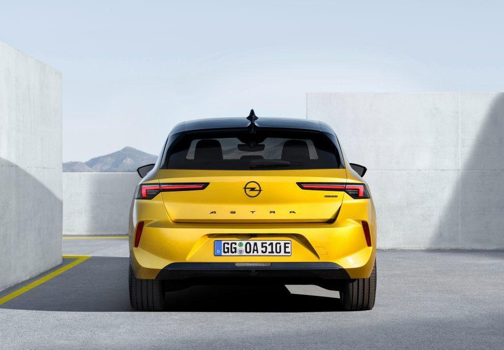 Nowy Opel Astra: niezawodny, elektryczny i wydajny – Astra 6 oficjalnie pokazana.