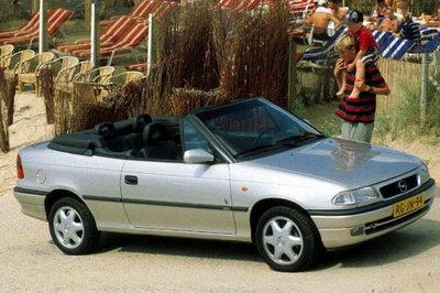 Opel Astra I Cabrio