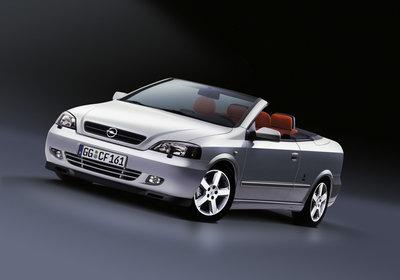 Opel Astra II Cabrio