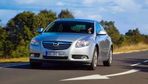 Opel Insignia, @GM