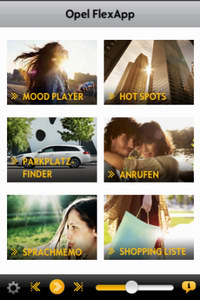 Iphone Opel