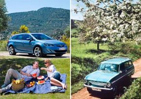 Opel kombii