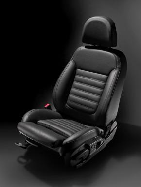 Opel siedzenia